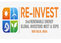 2nd Global Renewable Energy Investors Meet and Expo (RE-INVEST 2017)  and Founding Conference of International Solar Alliance (ISA), Greater Noida, 19-21 April 2018